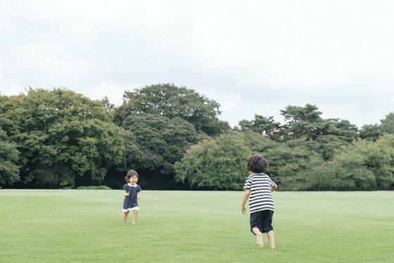 公園内保育