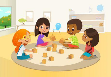 ブラジルの保育・幼児教育