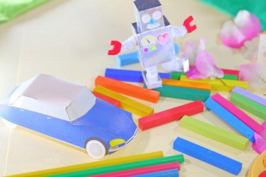 保育ロボットの活用